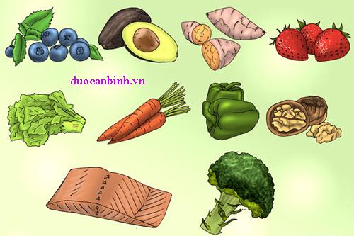Phương pháp 6: Sử dụng nhiều thức ăn bổ dưỡng cho mắt