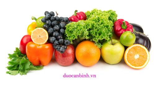 Trái cây cúng là nguồn cung cấp chủ yếu giúp trẻ hấp thụ thức ăn tốt nhất