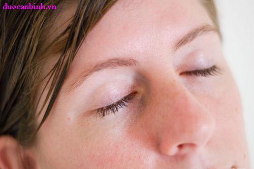 Mắt cũng cần tập Yoga