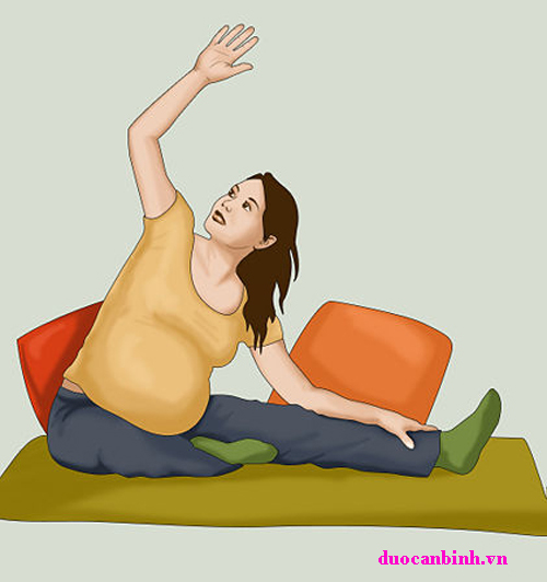 Thử những bài tập dành cho phụ nữ mang thai