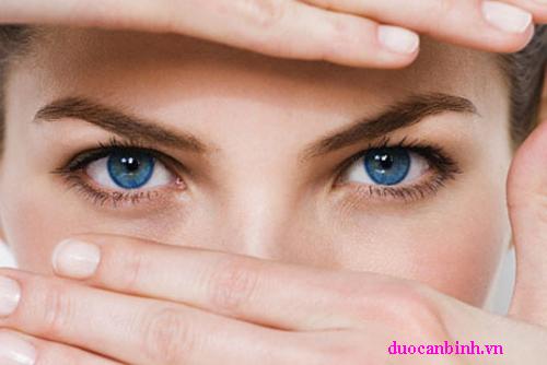 Khắc phục chứng mỏi mắt đơn giản mà hiệu quả