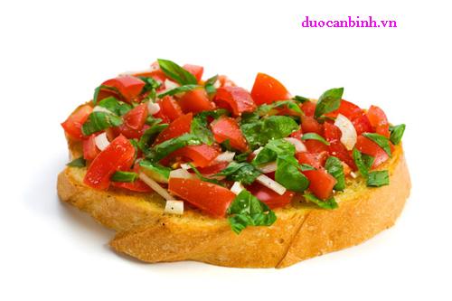 Cà chua tốt cho sức khỏe tim mạch