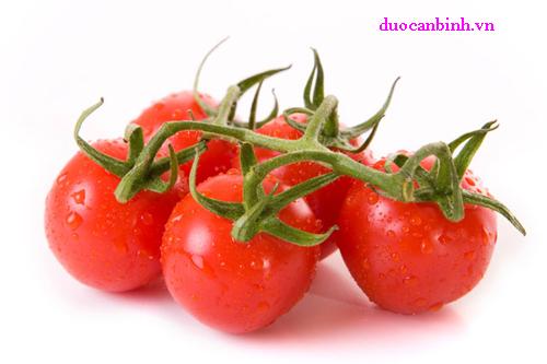 Cà chua có lợi cho sức khỏe