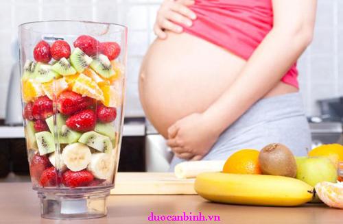 Ăn chay với phụ nữ mang thai