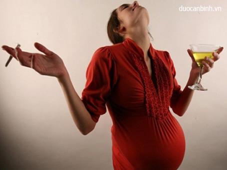 Tổng hợp những điều kiêng kị khi mang thai