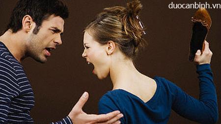 Mẫu thuẫn vợ chồng là nhân tố ảnh hưởng trực tiếp tới chất lượng yêu
