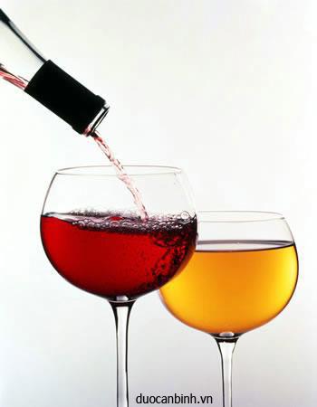 Tác hại của rượu đối với gan