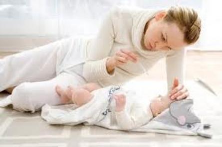 Viêm phổi trẻ sơ sinh