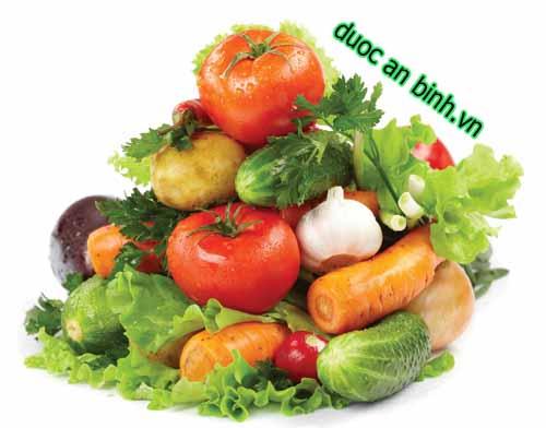 rau quả giàu vitamin c