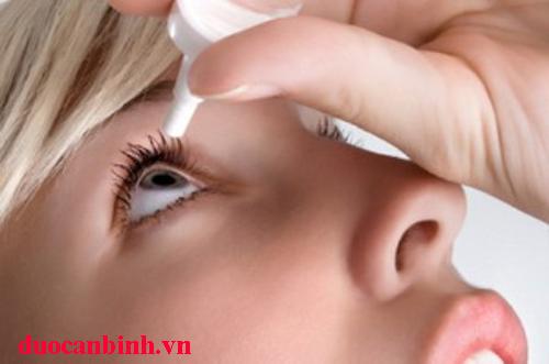 Điều trị đau mắt đỏ
