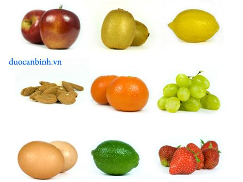 thực phẩm tốt cho người bị viêm khớp