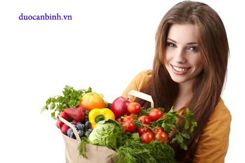 Ăn chay tốt cho sức khỏe của chúng ta