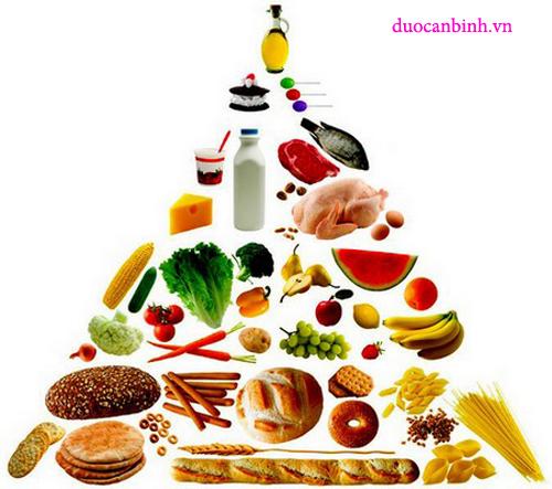 Chế độ dinh dưỡng cho phụ nữ