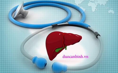 Điều trị sỏi gan