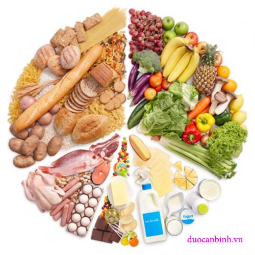 Biểu đồ dinh dưỡng