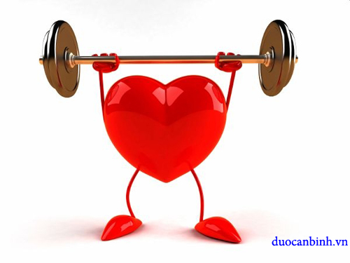 Trái tim khỏe mạnh