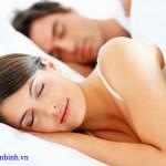 Sex khiến chúng ta ngủ ngon