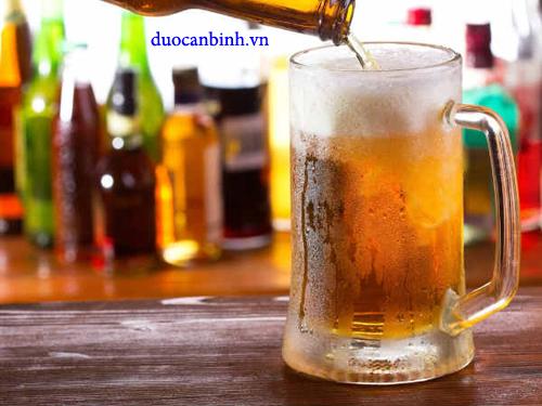 Uống bia giúp xương chắc khỏe