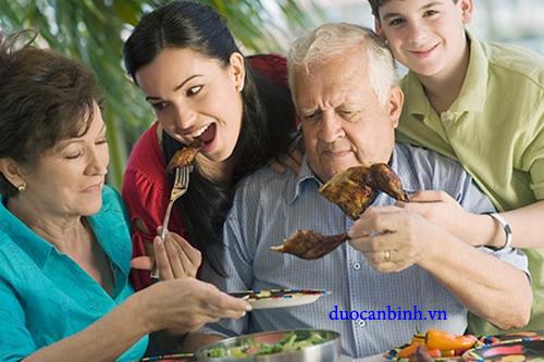 Rối loạn tiêu hóa ở người cao tuổi