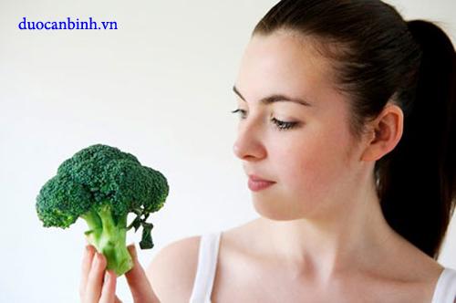 Bông cải xanh tốt cho hệ xương khớp