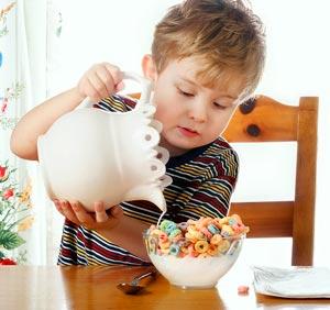 tầm quan trọng của bữa sáng với trẻ nhỏ
